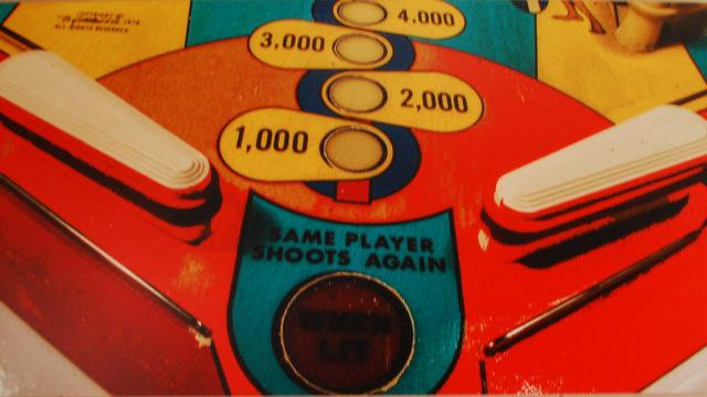 Pinball Flippers